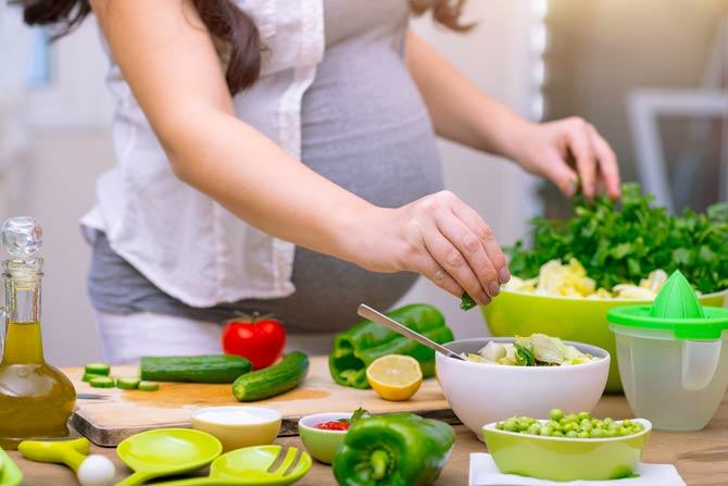 Schwangerschaft - Ernährung