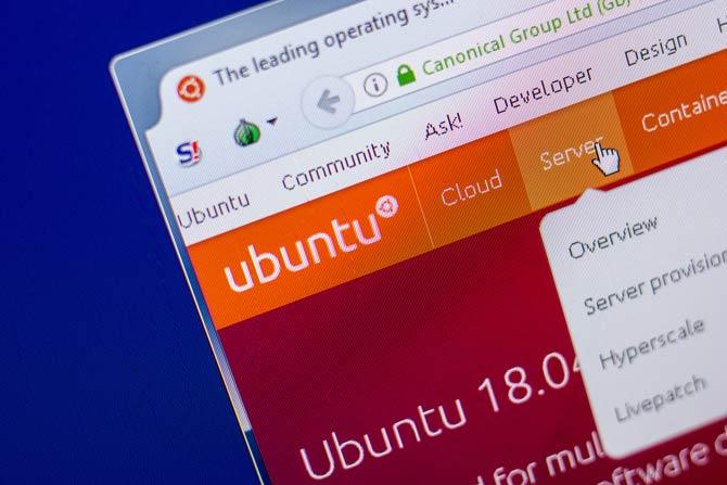 Ubuntu Server absichern