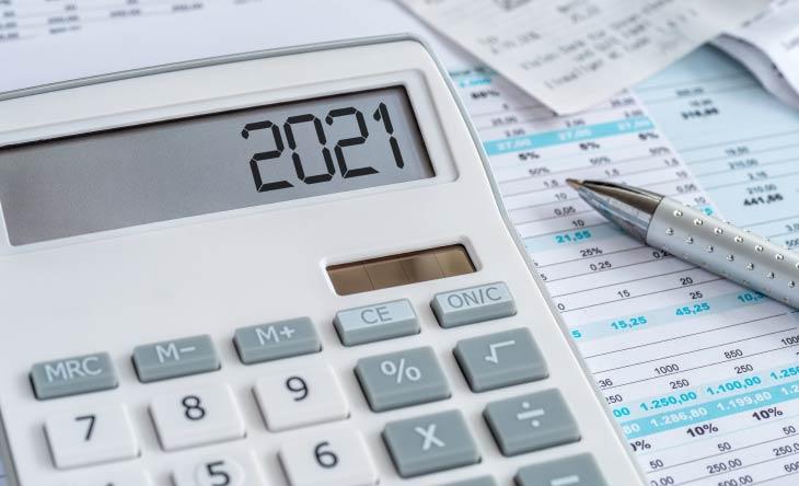 Finanzen 2021