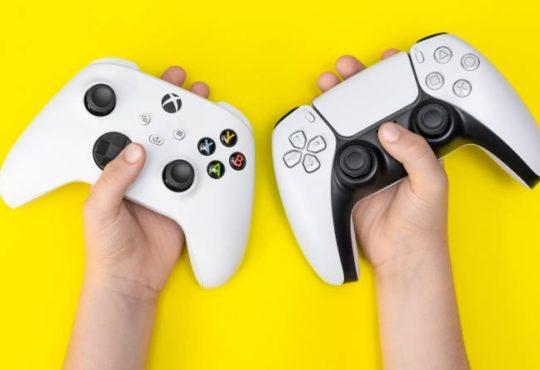 PS5 gegen Xbox Series X