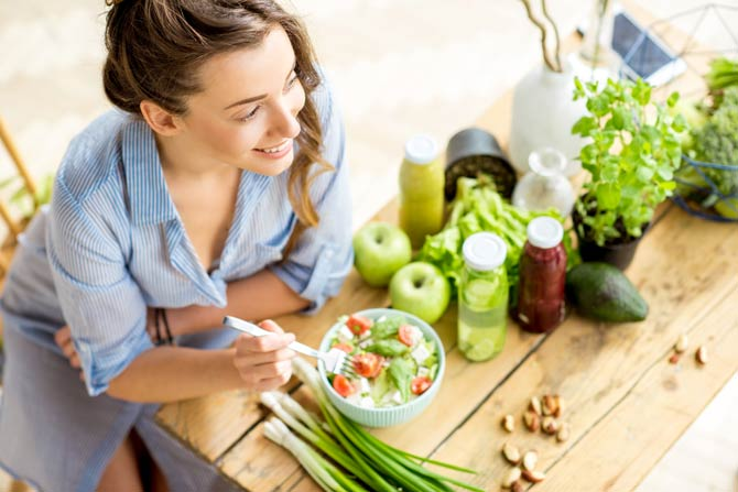 Veganer beugen Erkrankungen vor