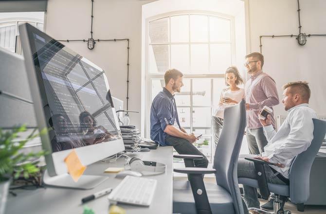 Vorteile - Outsourcing von Dienstleistungen
