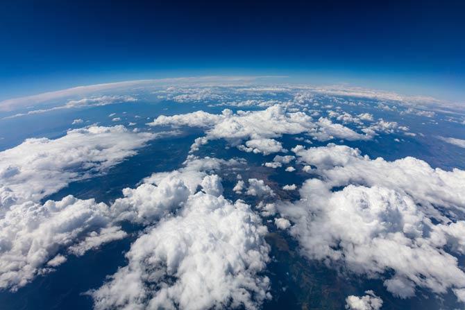 Erde Klima und Wetter