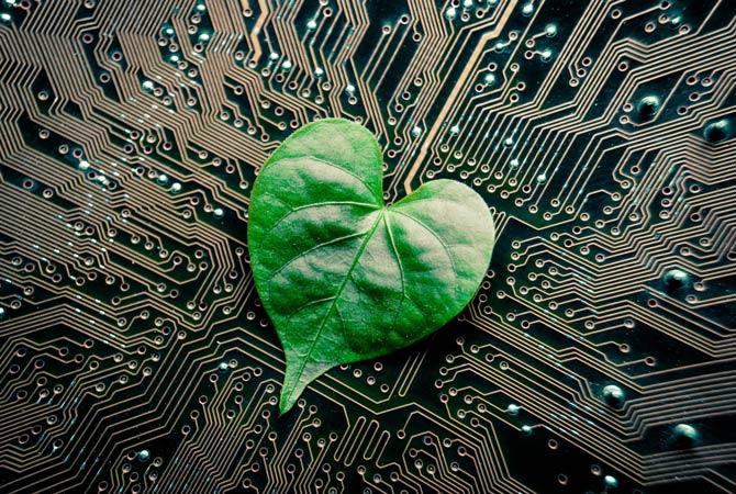Green IT als umweltfreundliche Lösung