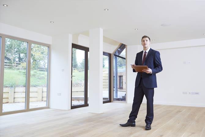 Immobilienbewertung durch einen Makler