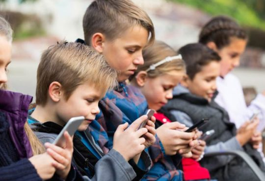Internetsucht bei Kindern und Jugendlichen