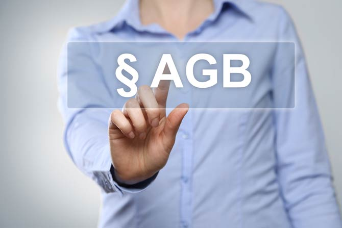 AGB im B2B Bereich