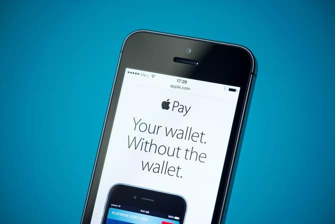 Apple Pay unterstützt ungefähr 80 Prozent aller Banken