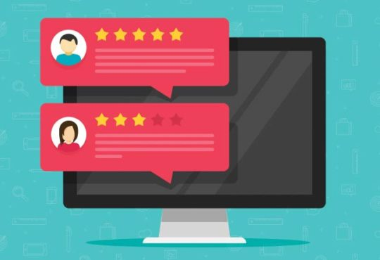 Bewertungen im Internet
