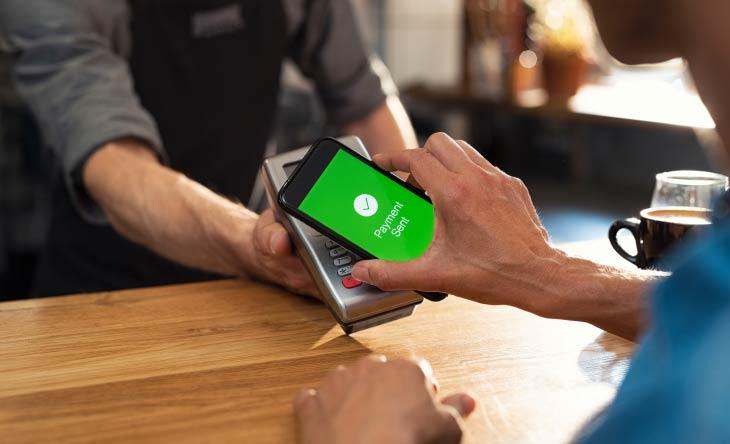 Digitale Revolution Zahlungsverkehr in Deutschland