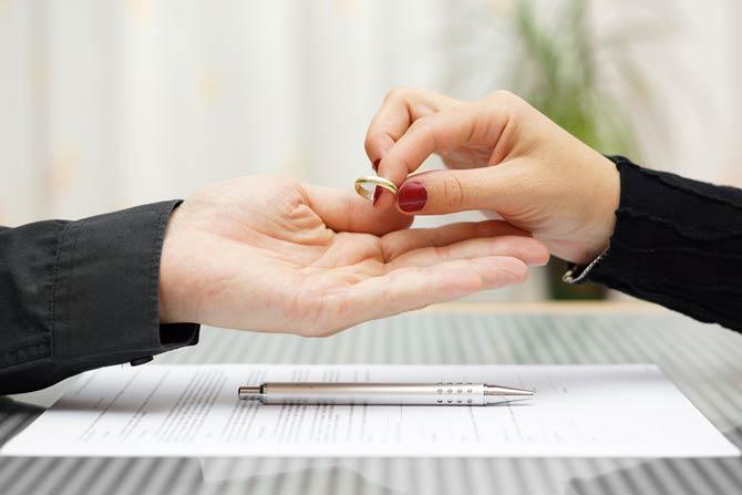 Scheidung - Steuerklasse wechseln