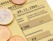 Steuerklasse wechseln