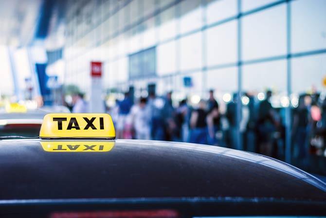 Transferoptionen via Taxi
