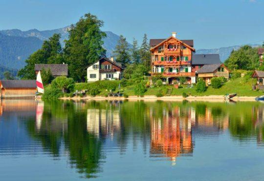Die schönsten Ferienhäuser an Seen in Deutschland