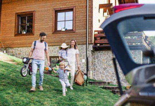 Ferienhäuser boomen in Corona-Zeiten