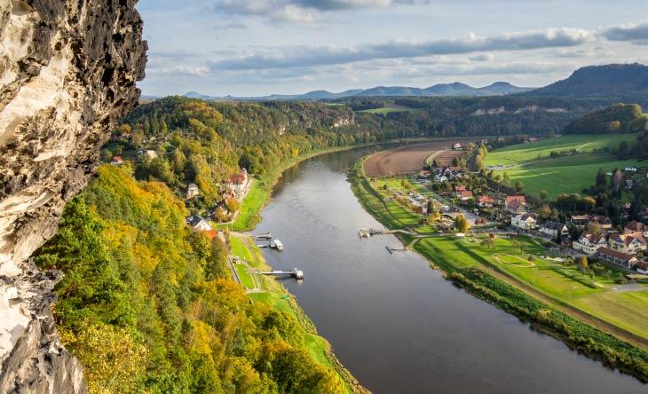 Urlaub an der Elbe