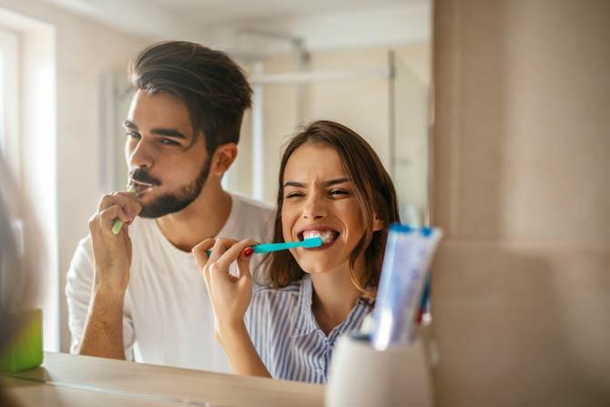 Zähneputzen ist kein Allheilmittel