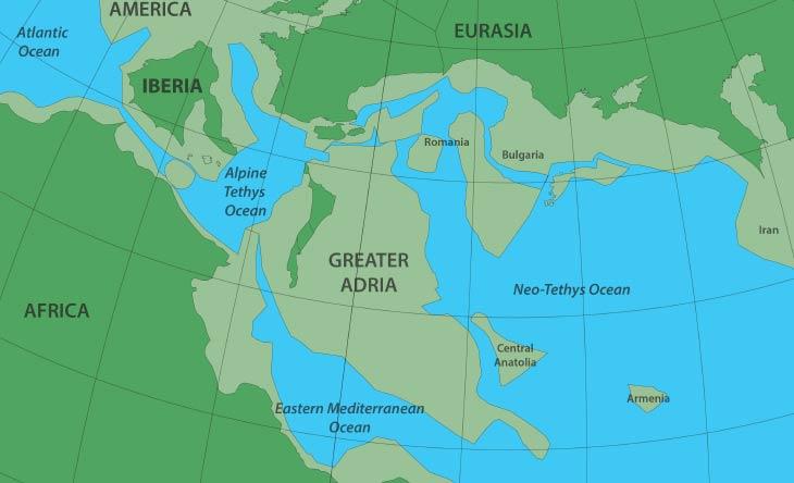Forscher finden bislang unentdeckten Kontinent