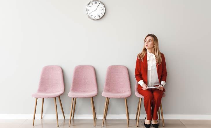 Wartezeit – Wie können wir sie verringern?