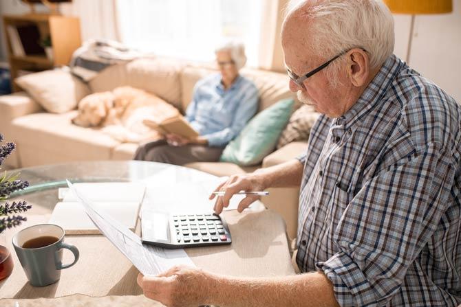 Wie viel Geld ist im Ruhestand zum Leben erforderlich?
