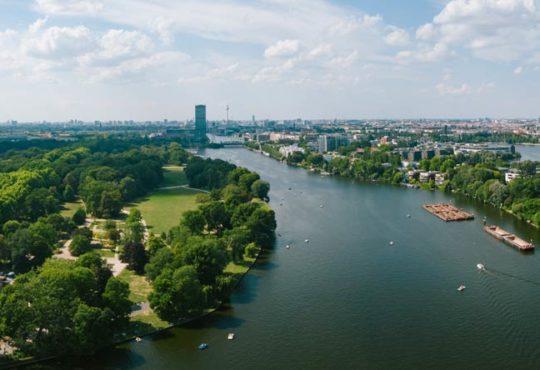 Deutschlands grünste Großstädte