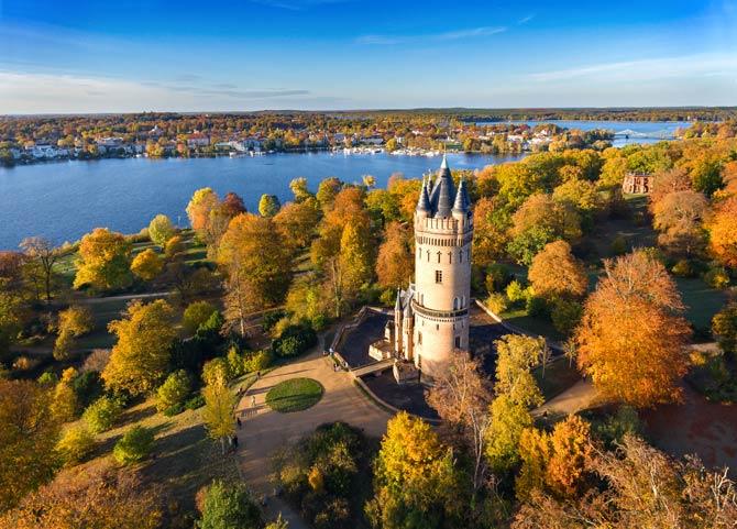Park in Potsdam