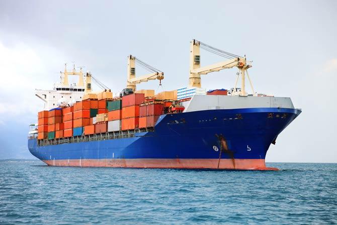 Probleme beim Frachtverkehr