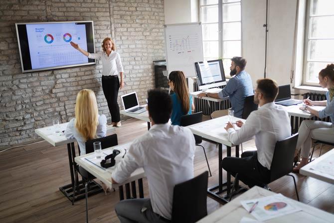 Vorteile der beruflichen Weiterbildung für Arbeitnehmer
