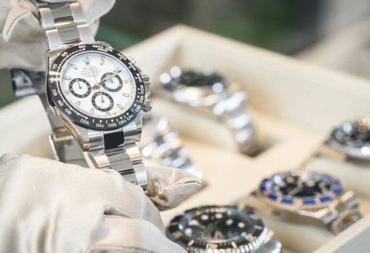 Bekannte Uhrenmarken