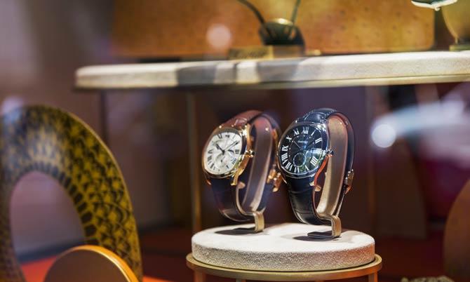 Cartier Luxusuhren