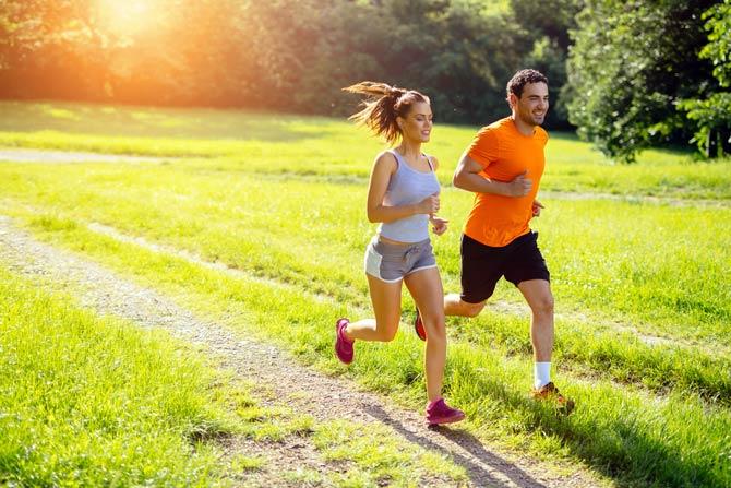 Fitness Mythos - Jogging schädigt die Gelenke