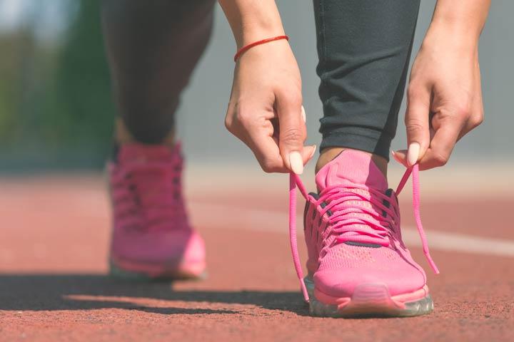 Laufschuhe passend zum Fuß wählen