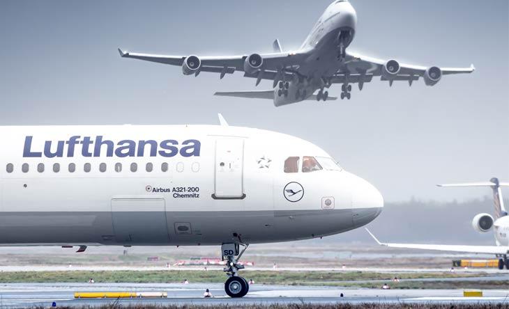 Lufthansa reaktiviert immer mehr Flugzeuge