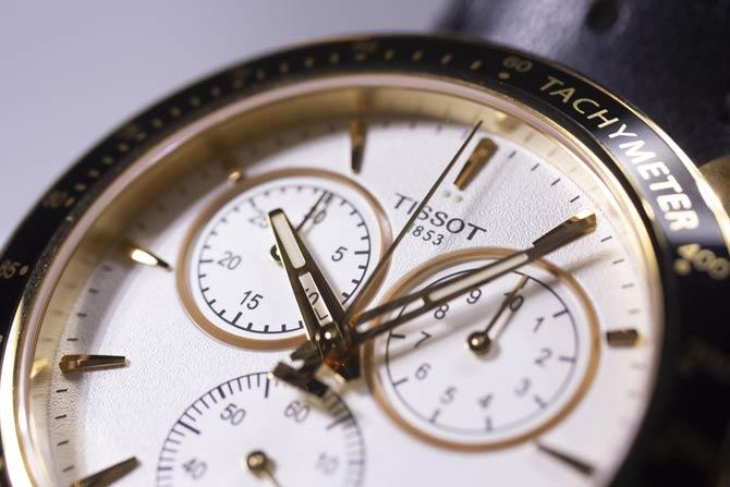 Tissot Uhr