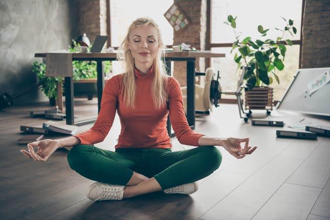 Yoga - Effekte auf die Gesundheit