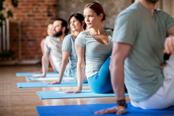 Yoga für alle geeignet