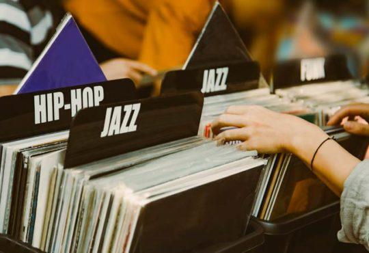 Beliebte Musikrichtungen