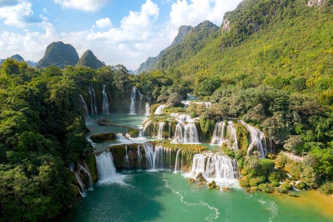 Die schönsten Reiseziele des Landes