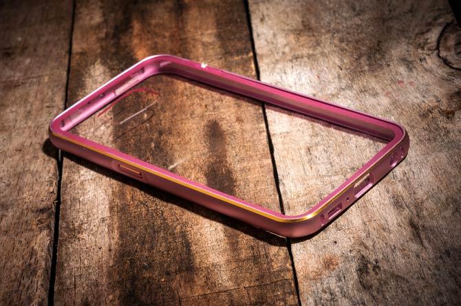 Smartphone Bumper