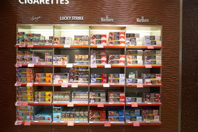 Tabakhandel