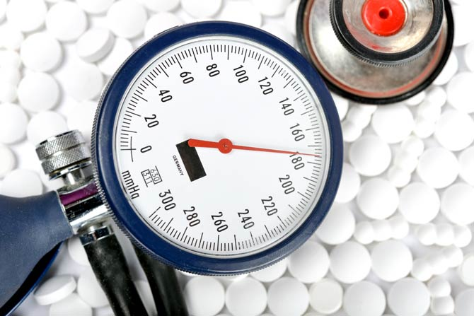 Tabletten - Blutdrucksenker