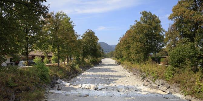 Trockenheit in Bayern