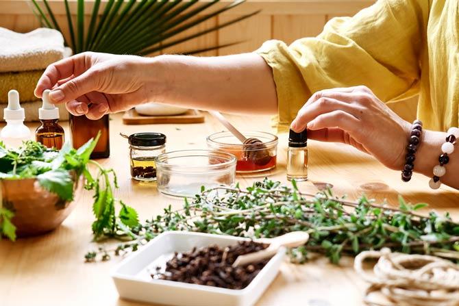 Ätherische Öle - natürliche Bekämpfung von Schädlingen