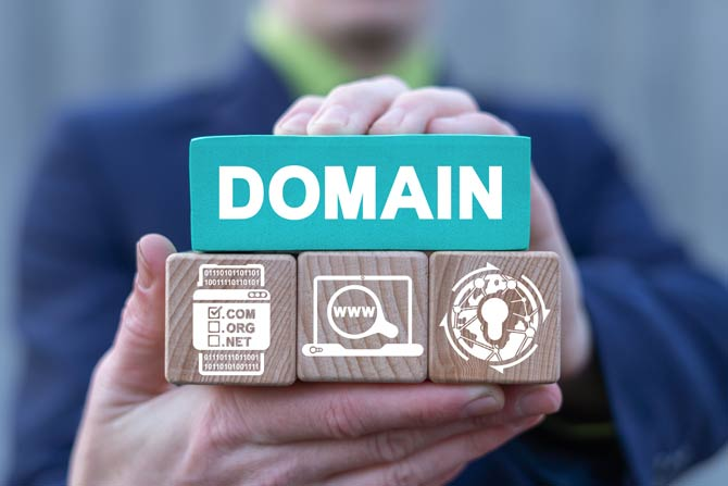 Alter der Domain
