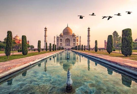 Indien – Eine Reise nach Südasien