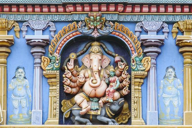 Indien und seine Kultur