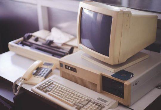Jubiläum – 30 Jahre Webseite
