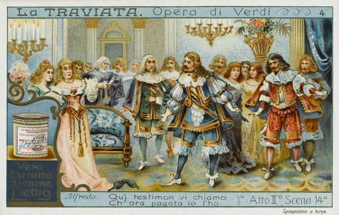 La Traviata Oper