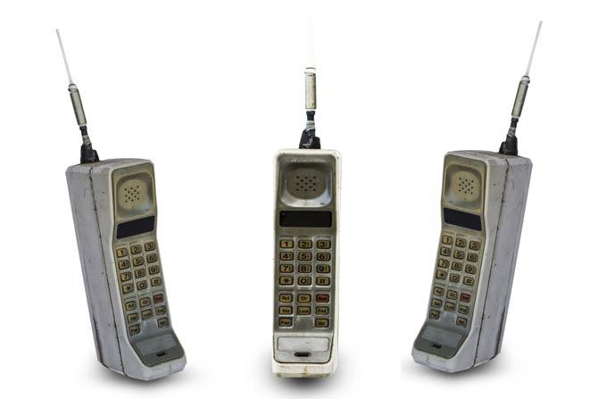 Motorola Dynatac erstes Handy der Welt