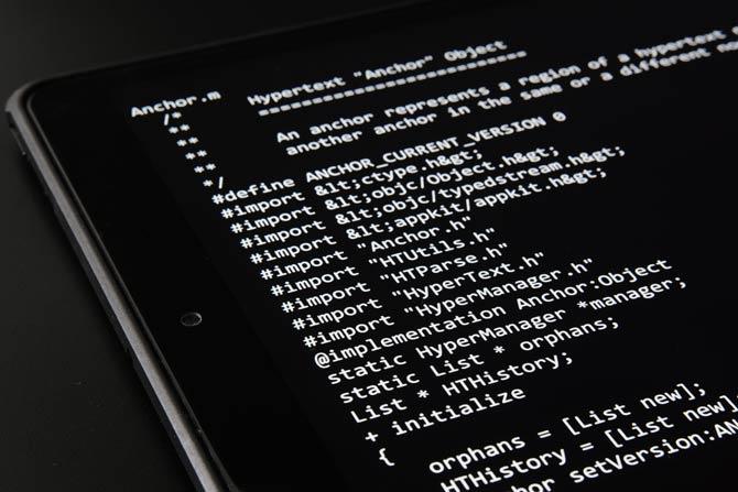 Quellcode des World Wide Web